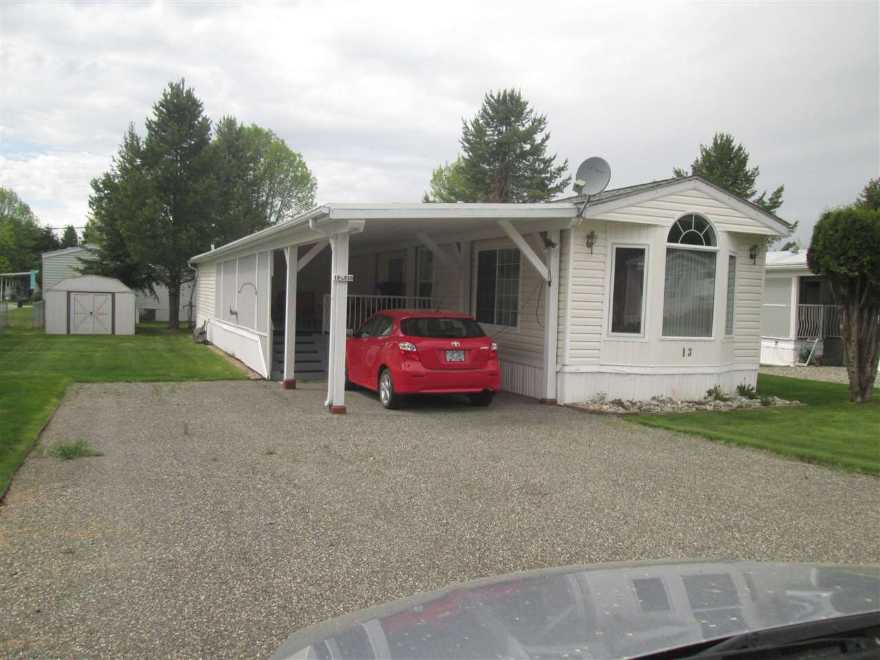 13 2650 RICHARDSON ROAD, 2 bed, 2 bath, at $169,500