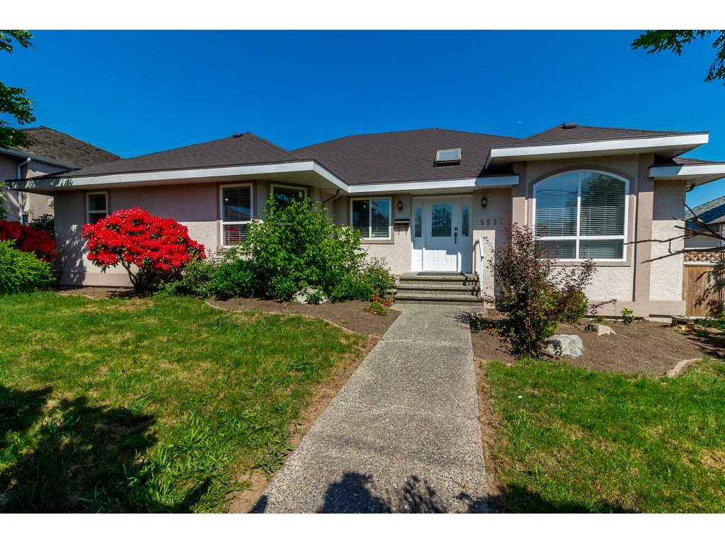 5838 168 STREET, 3 bed, 2 bath, at $949,900