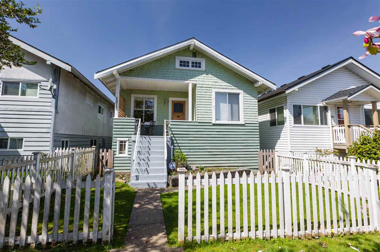 4975 ST. CATHERINES STREET, 4 bed, 2 bath, at $1,319,000