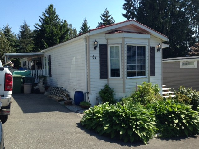 67 10221 WILSON STREET, 2 bed, 2 bath, at $299,900
