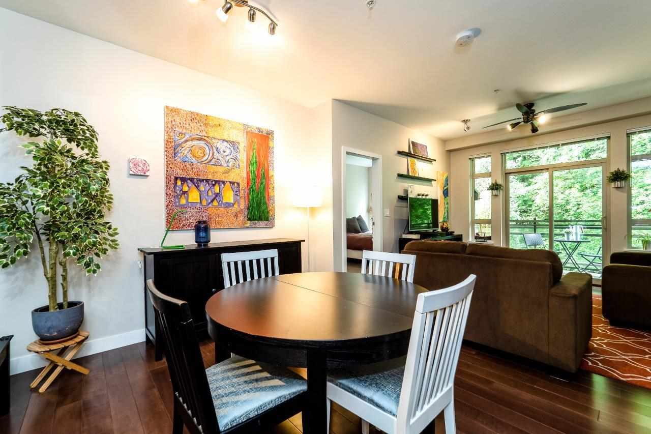 205 3294 MT SEYMOUR PARKWAY, 2 bed, 2 bath, at $699,000